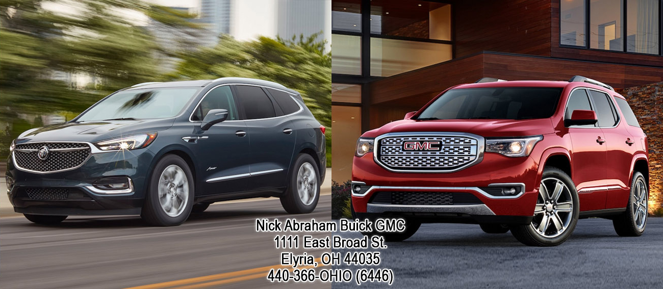 Home Nick Abraham Auto Mall New Ford Buick GMC Dealership - Ohio buick dealers
